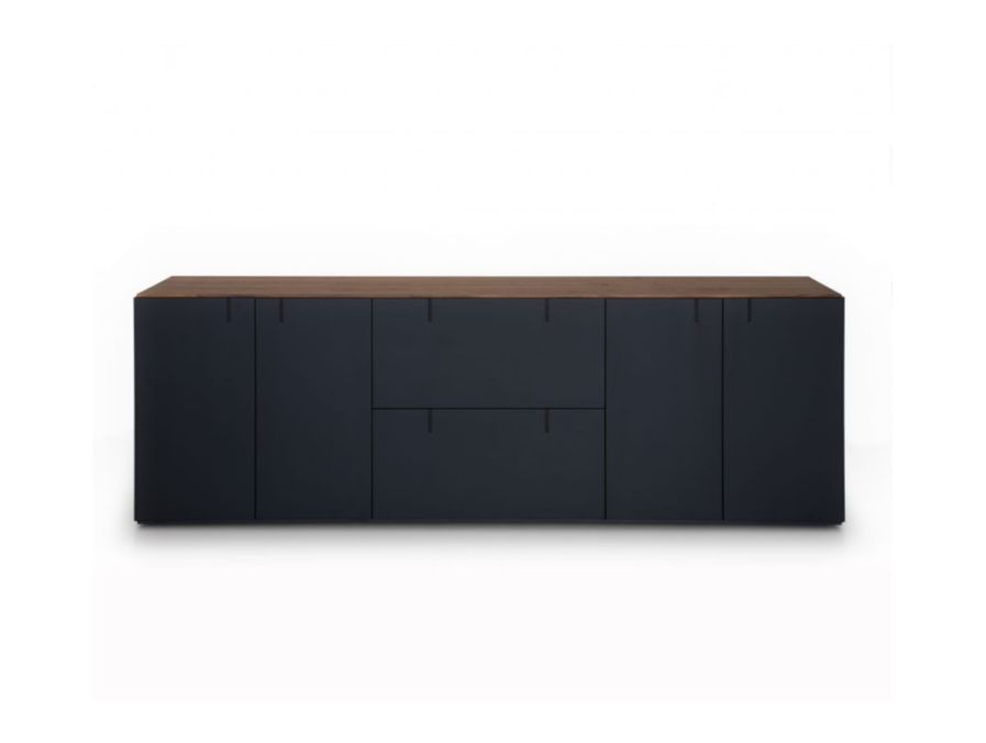 NEXT - Armoire porte battante / Sideboard / Zoom by Mobimex