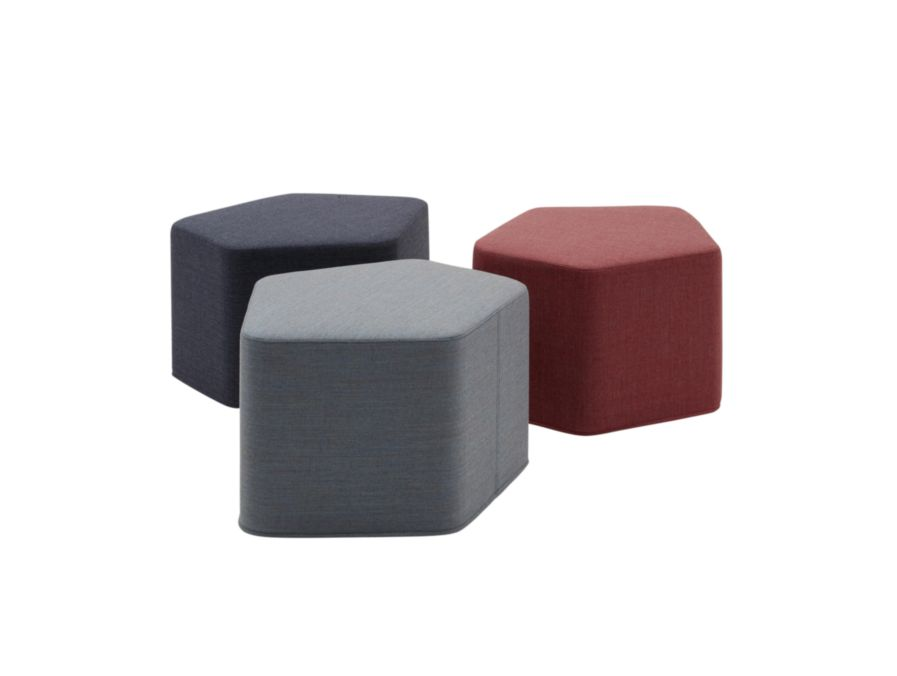 LAKE - Pouf / Softline