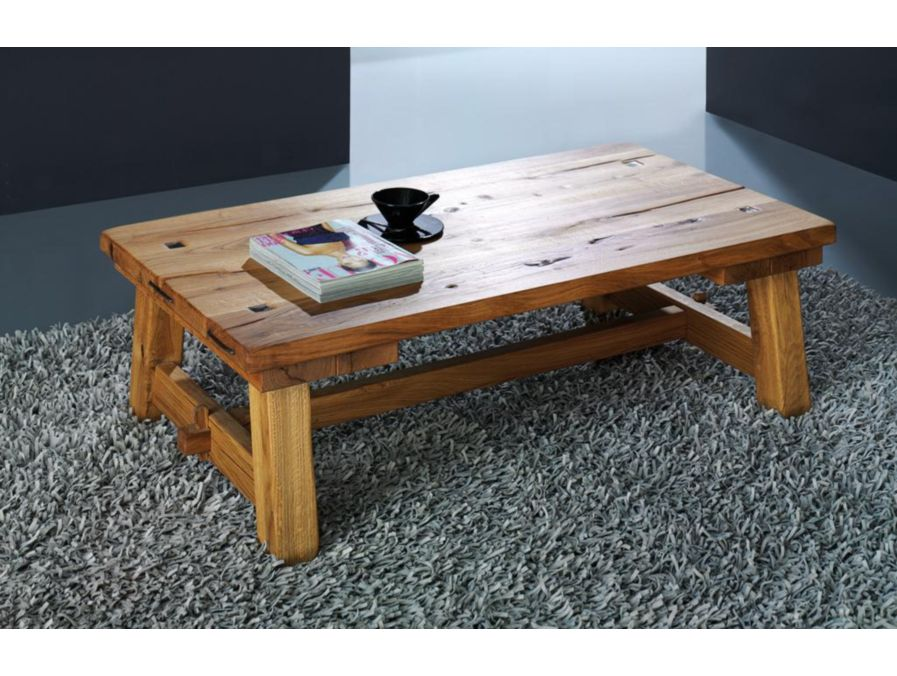 CHÂTEAU - Table basse / Luond