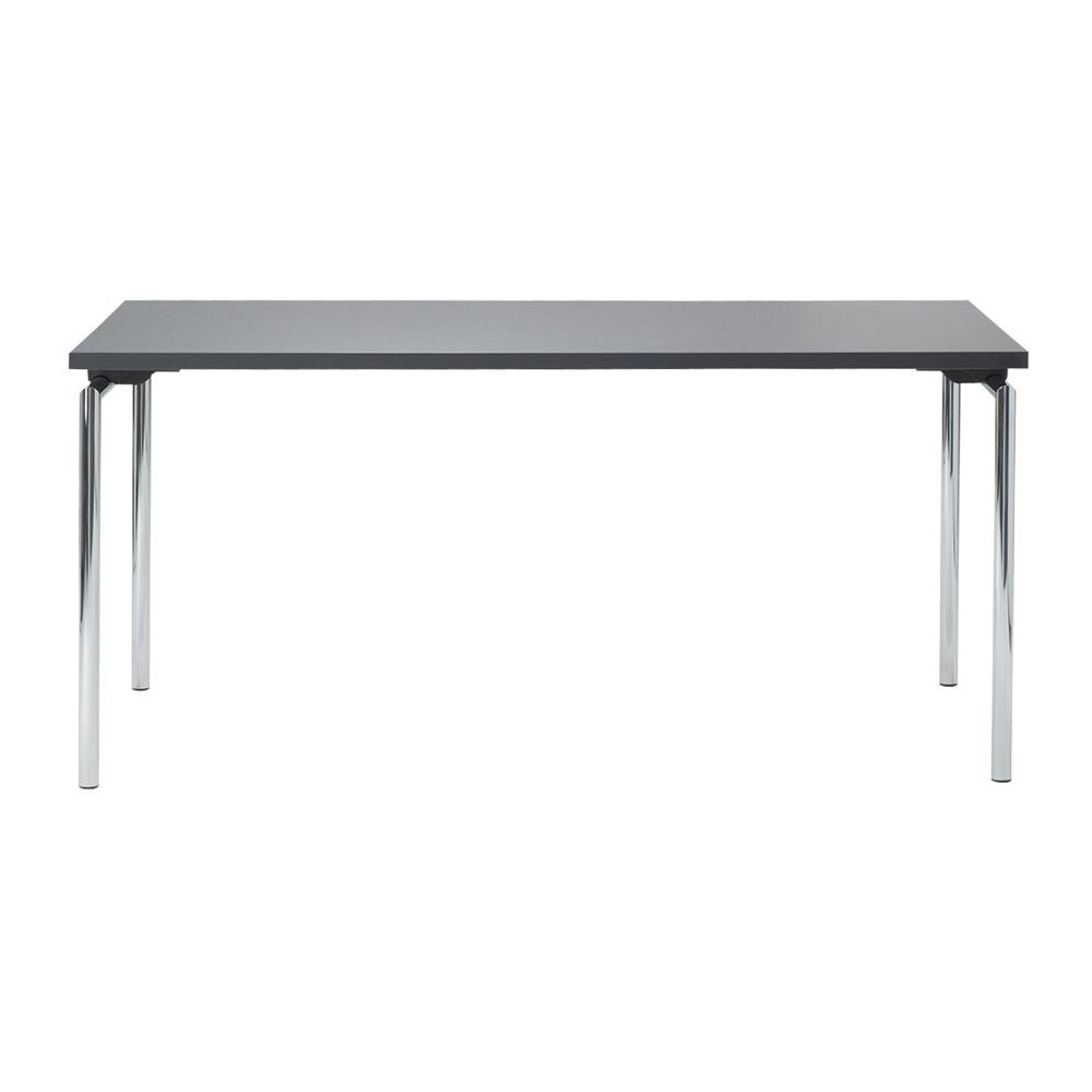 4091 - Table modulable / Brune
