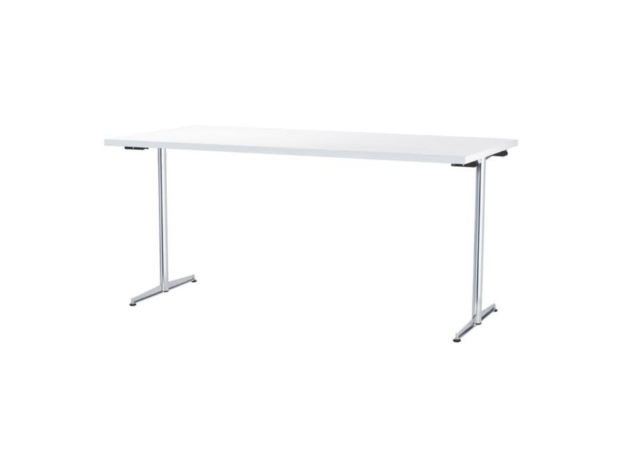 4100 - Table modulable / Brune